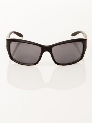 Sur Pass Sportowe okulary męskie matowe