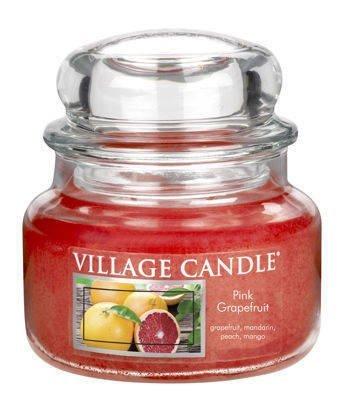 Świeca zapachowa Village Candle 270 gr - Pink Grapefruit