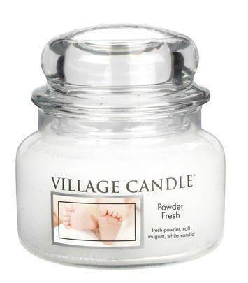 Świeca zapachowa Village Candle 270 gr - Powder Fresh