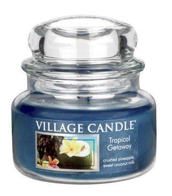 Świeca zapachowa Village Candle 270 gr - Tropical Getaway