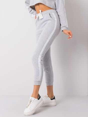 Szare spodnie Arianna FOR FITNESS