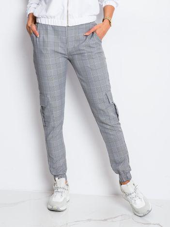 Szare spodnie Jane