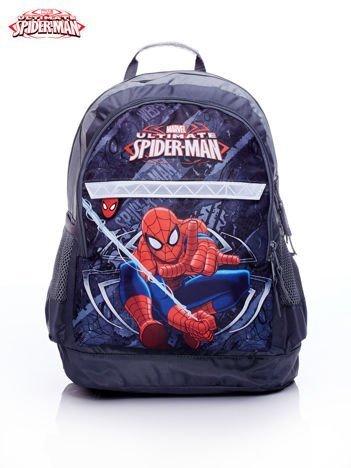 Szary plecak szkolny MARVEL ULTIMATE SPIDERMAN