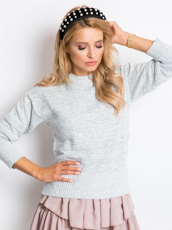 Szary sweter Azure