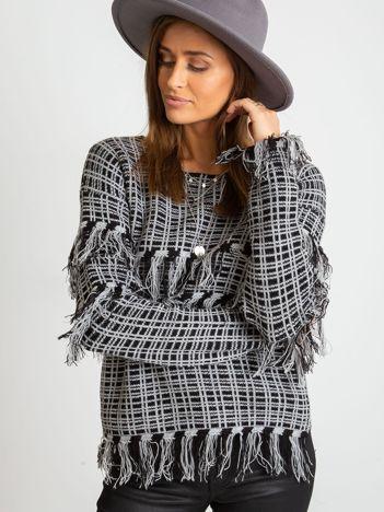 Szary sweter Impress