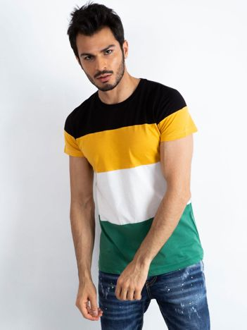 T-shirt męski Wilmer
