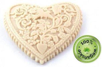 THE ROSE 100% wegańskie mydło w kostce TEA TIME Jabłko i Cynamon 100 g