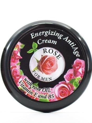 THE ROSE Krem dla mężczyzn Q10 przeciwzmarszczkowy 110 ml