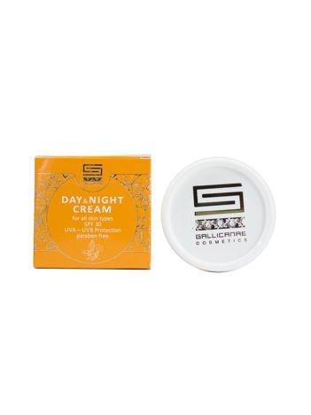 THE ROSE Krem na dzień i na noc z filtrem UVA/UVB 30 Gallicanea 50 ml