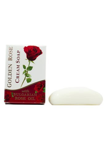 THE ROSE Mydło Golden Rose 100 g