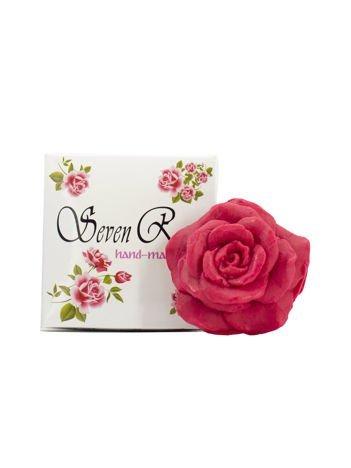 THE ROSE Mydło glicerynowe Poziomka Seven Roses 50 g