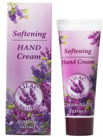 The Rose Lilac Krem do rąk z ekstraktem z bzu 75 ml