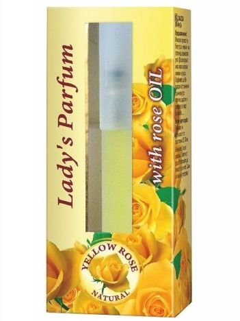 The Rose Perfumy Yellow Rose 8 ml