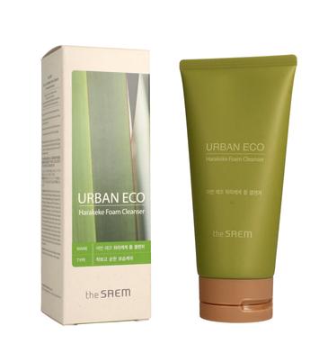 """The SAEM Urban Eco Harakeke Pianka myjąca do twarzy  150ml"""""""