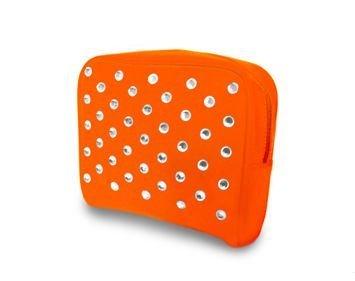 Torba kosmetyczna SINCERO pomarańczowa (21x6,5x17cm)