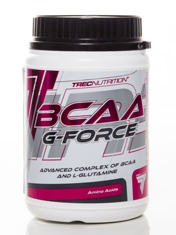 Trec - Aminokwasy BCAA G-Force - 300g grapefruit