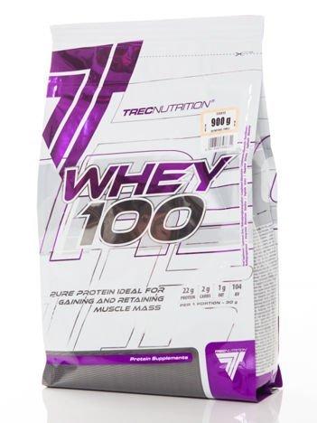 Trec - Odżywka białkowa Whey 100 – 900g cookies