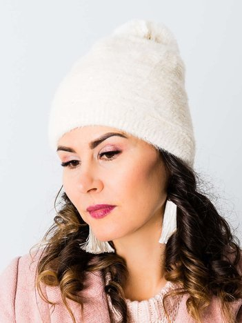 V&T Winter Fashion Ciemnozielona Ocieplana Czapka Męska