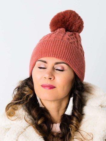 V&T Winter Fashion Zimowa Czapka Męska