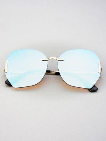 VICS Okulary przeciwsłoneczne LUSTRZANKI BLUE