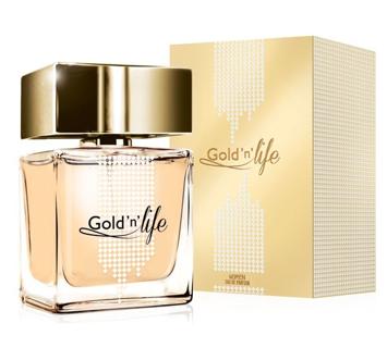 "Vittorio Bellucci Woda perfumowana 32 - Gold'n'Life  100ml"""