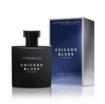 "Vittorio Bellucci Woda toaletowa 07 - Chicago Blues  100ml"""