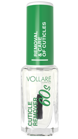 Vollaré PREPARAT DO USUWANIA SKÓREK CUTICLE REMOVER 60s 10 ml