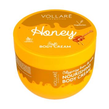 """Vollare Soft Body Cream Krem odżywczy do ciała Honey 250ml"""""""
