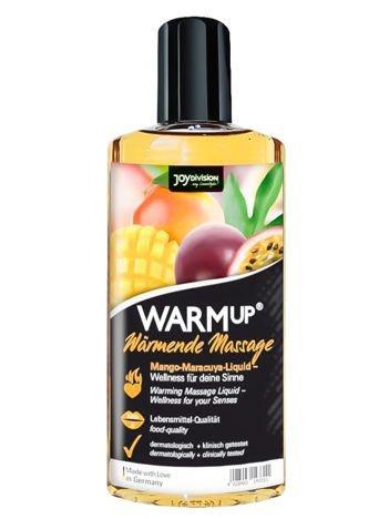 WARMup Mango + Maracuya Rozgrzewający żel do masażu.150 ml