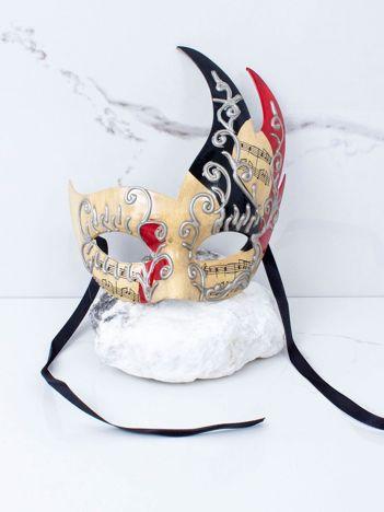 Wenecka maska karnawałowa