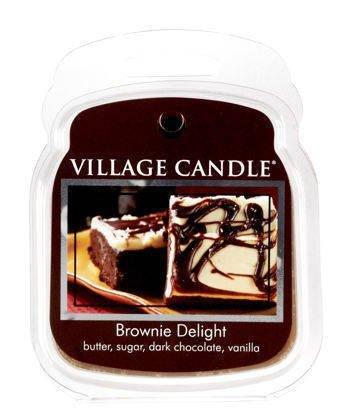 Wosk zapachowy VILLAGE - Brownie Delight