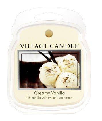 Wosk zapachowy VILLAGE - Creamy Vanilla