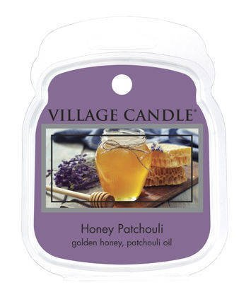 Wosk zapachowy VILLAGE - Honey Patchouli