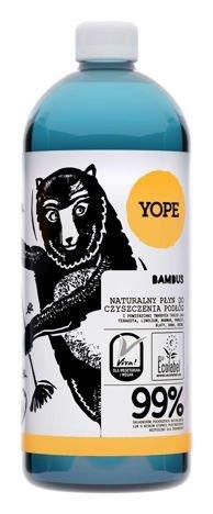 YOPE Naturalny płyn do mycia podłóg Bambus 1 l