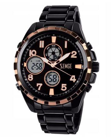 ZEMGE ZC0121 Zegarek sportowy męski Klasa wodoszczelności 3 ATM