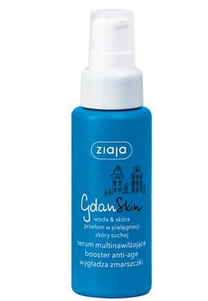 ZIAJA GdanSkin Serum multinawilżające BOOSTER ANTI-AGE 50 ml