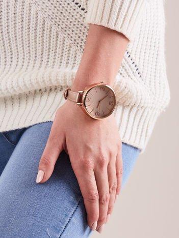 Zegarek damski złoty jasny