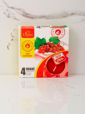 Zestaw podgrzewaczy zapachowych Czerwona Porzeczka