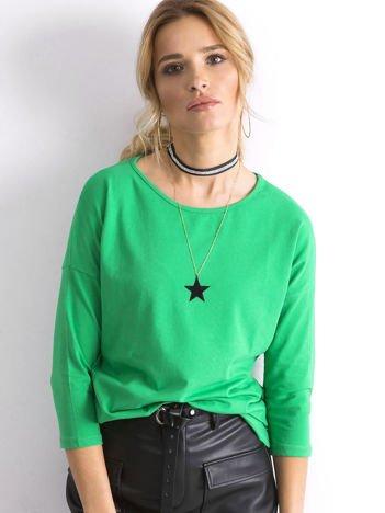 Zielona bluzka April