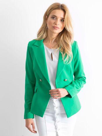 Zielona marynarka Easily