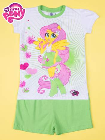 Zielona piżama dla dziewczynki MY LITTLE PONY