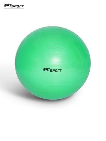 Zielona średnia piłka do fitnessu