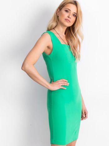 Zielona sukienka Formalities