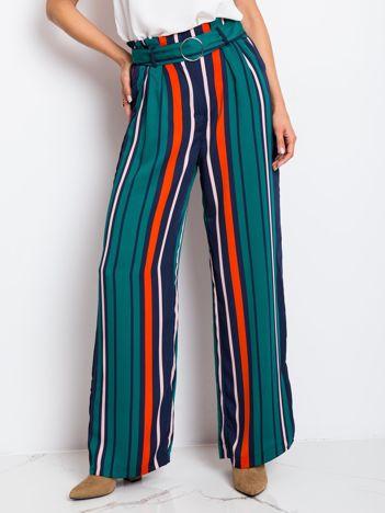Zielone spodnie Truth