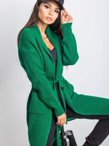 Zielony sweter Miracle
