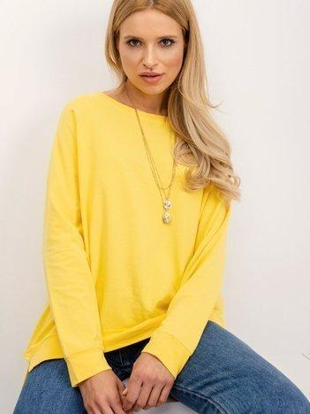 Żółta bluza Nadia