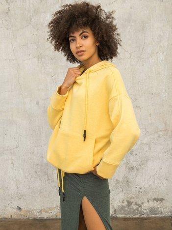 Żółta bluza Replicating