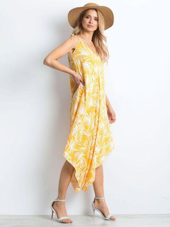 Żółty kombinezon Barathea