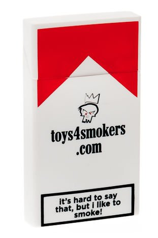 toys4smokers Etui na papierosy slim TOYS4SMOKERS.COM