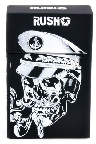 toys4smokers Etui silikonowe na papierosy CAPTAIN BY RUSH